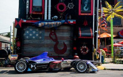ePrix New York: trionfo per DS Virgin Racing