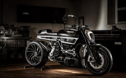 Ducati XDiavel Thiverval: custom Cruiser Racer