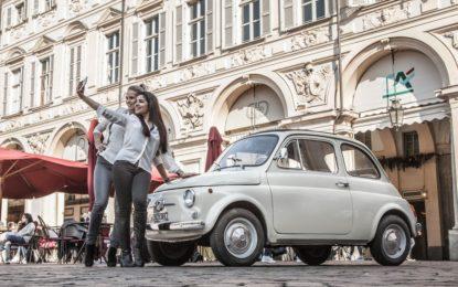 Fiat 500 entra al MoMA: opera immortale