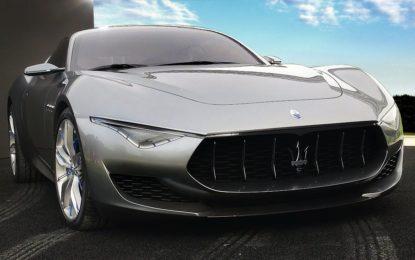 Maserati: nel 2019 il debutto di una vettura elettrica