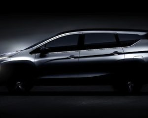 Mitsubishi XM Concept: arriva la versione di serie