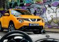 Nissan svela la JukeCam con tecnologia intelligente