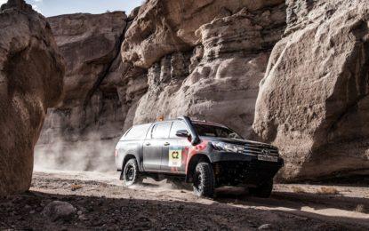 Silk Way Rally 2017: corsa nell'est infinito
