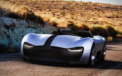 Tesla Roadster Y Concept: pronto per il 2019