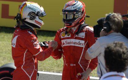 Apoteosi Ferrari: nel GP Ungheria vincono in due