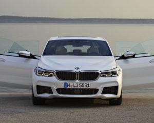 BMW Serie 6 Gran Turismo: spazio all'alta classe