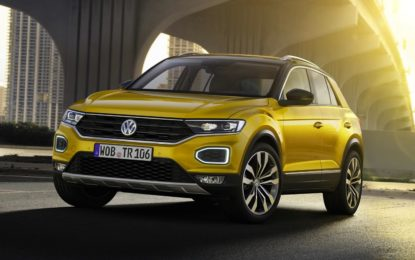 Volkswagen T-Roc: l'originalità non è una priorità