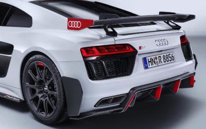 Audi Sport Performance Parts: nuove personalizzazioni per R8 e TT