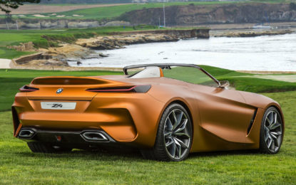 BMW Z4 Concept. A volte ritornano (più belle di prima)
