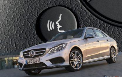 Mercedes Classe E: con lei ci puoi parlare tranquillamente