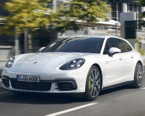 Porsche Panamera 4-E Hybrid Sport Turismo: innovazione globale