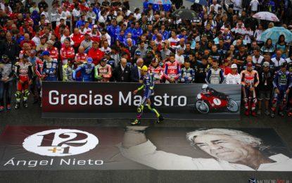 MotoGP: Marquez show a Brno