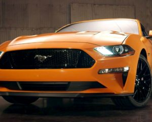 Ford Mustang MY 2018. A muso duro