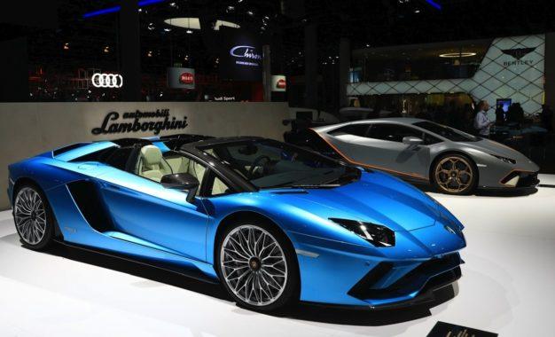 Lamborghini Aventador S Roadster: prestazioni mozzafiato open-air