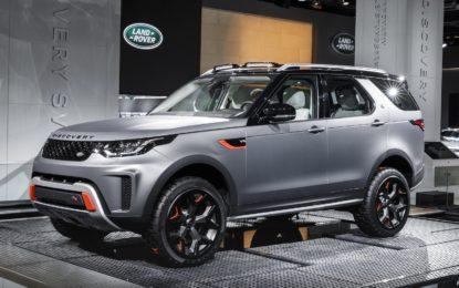 Land Rover Discovery SVX: anima da fuoristrada puro