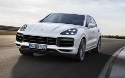 Cayenne Turbo: il SUV Porsche con prestazioni monstre
