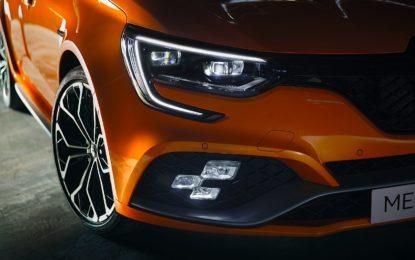 Renault Mégane RS: grandi performance e tanto grip