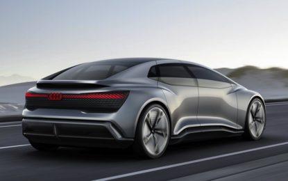 Audi ElAIne e AIcon: il futuro è oggi