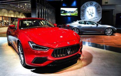 Maserati al Salone di Francoforte: rinnovamenti a tutto campo