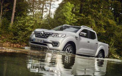 Alaskan: sbarca in Italia il pick-up Renault