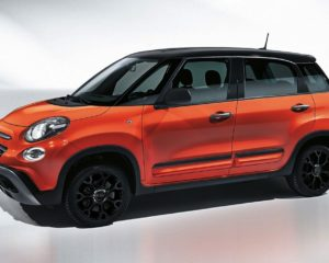 Fiat 500L City Cross: la fuoristrada urbana