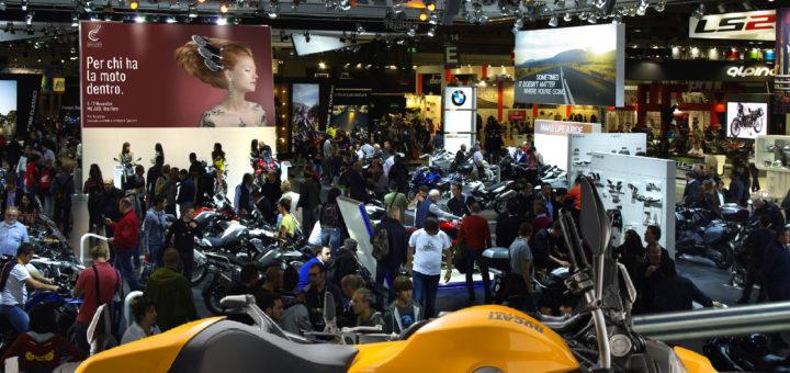 EICMA salone moto e motociclo di Milano, 2017