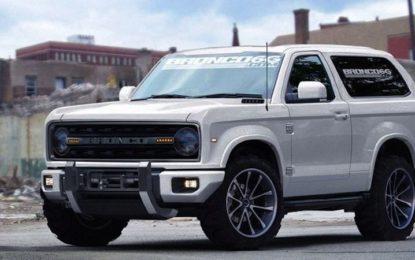 Ford Bronco: il grande ritorno