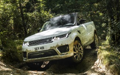 Range Rover Sport P400e: l'ibrido della Land promessa