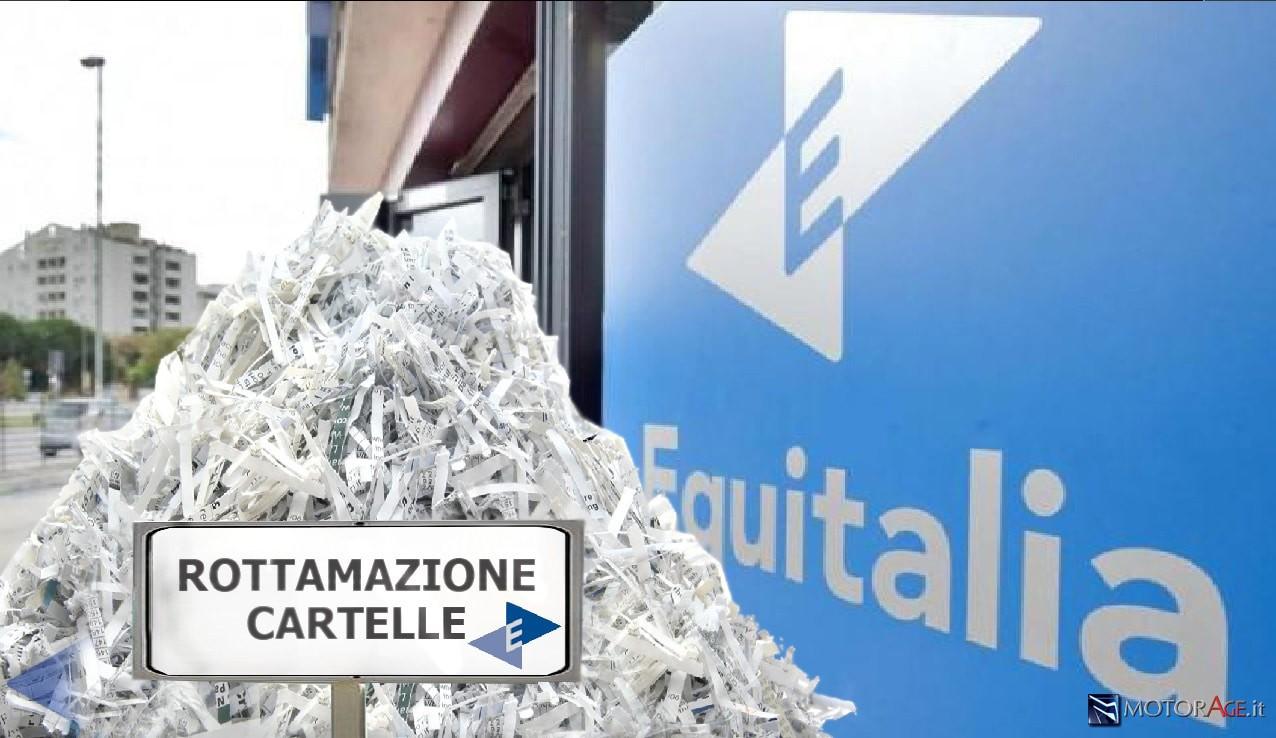 Al via la rottamazione delle multe motorage new generation for Rottamazione cartelle esattoriali