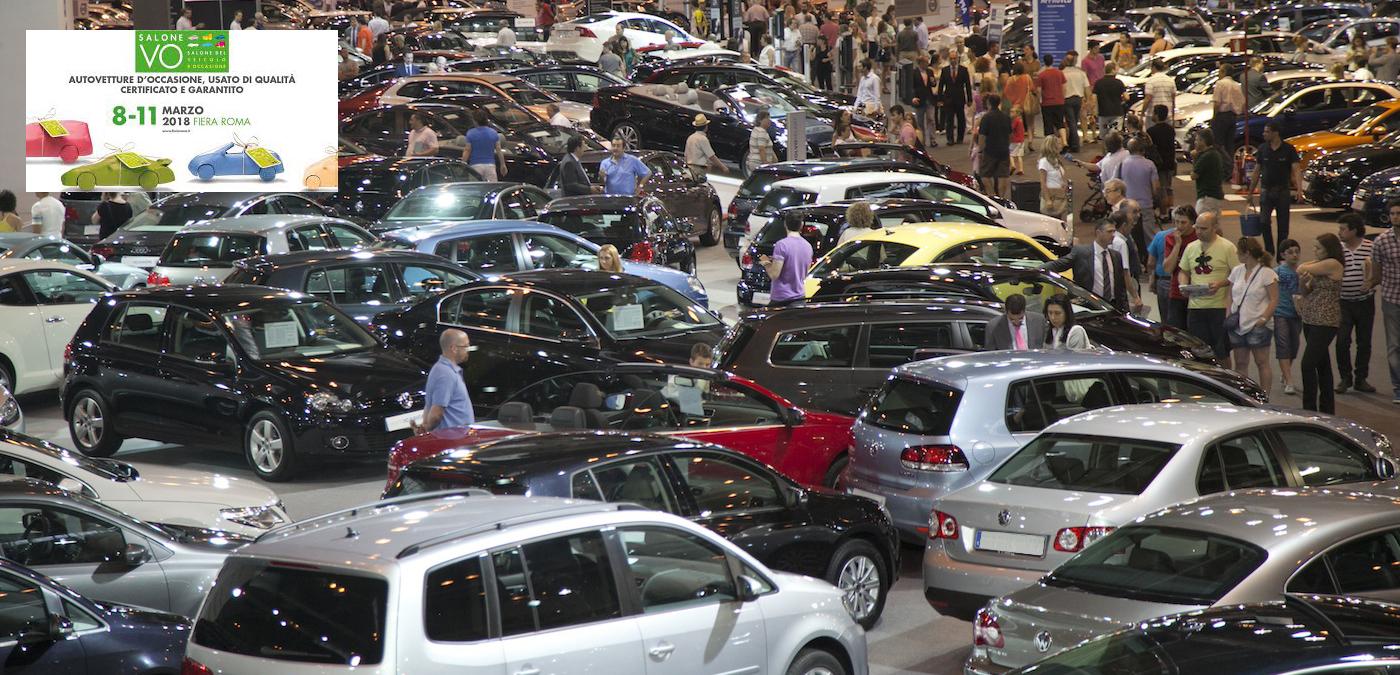 Il Salone delle auto usate per la prima volta in Italia