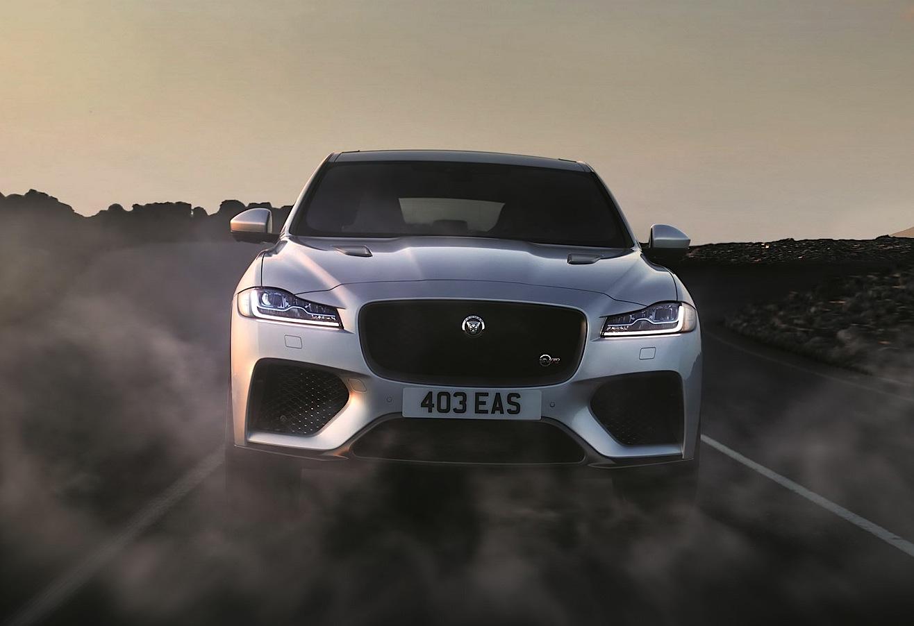 Jaguar F-Pace SVR: un SUV come supercar - MotorAge New ...