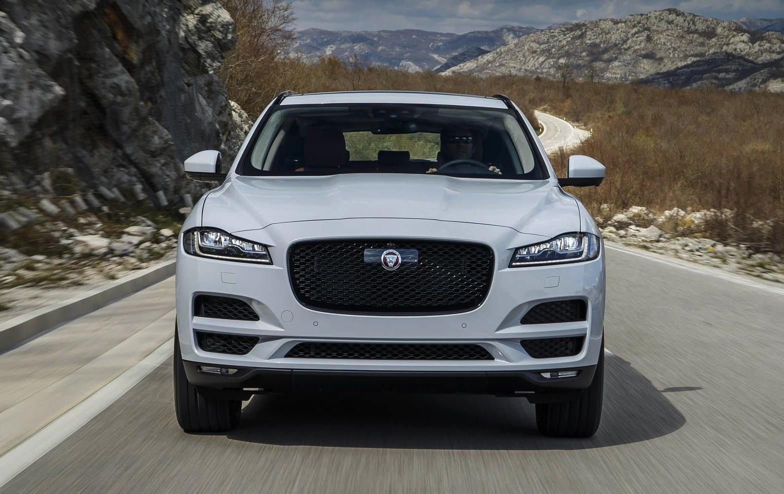 Jaguar la F-Pace MY 2019: più tecnologie di sicurezza e ...