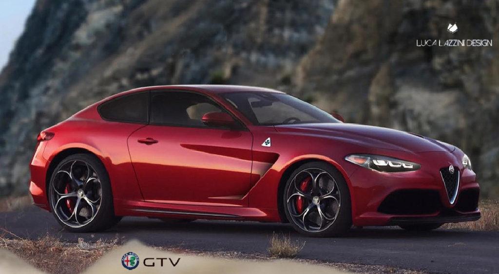 Alfa Romeo Sette Nuovi Modelli Previsti Prima Del 2022