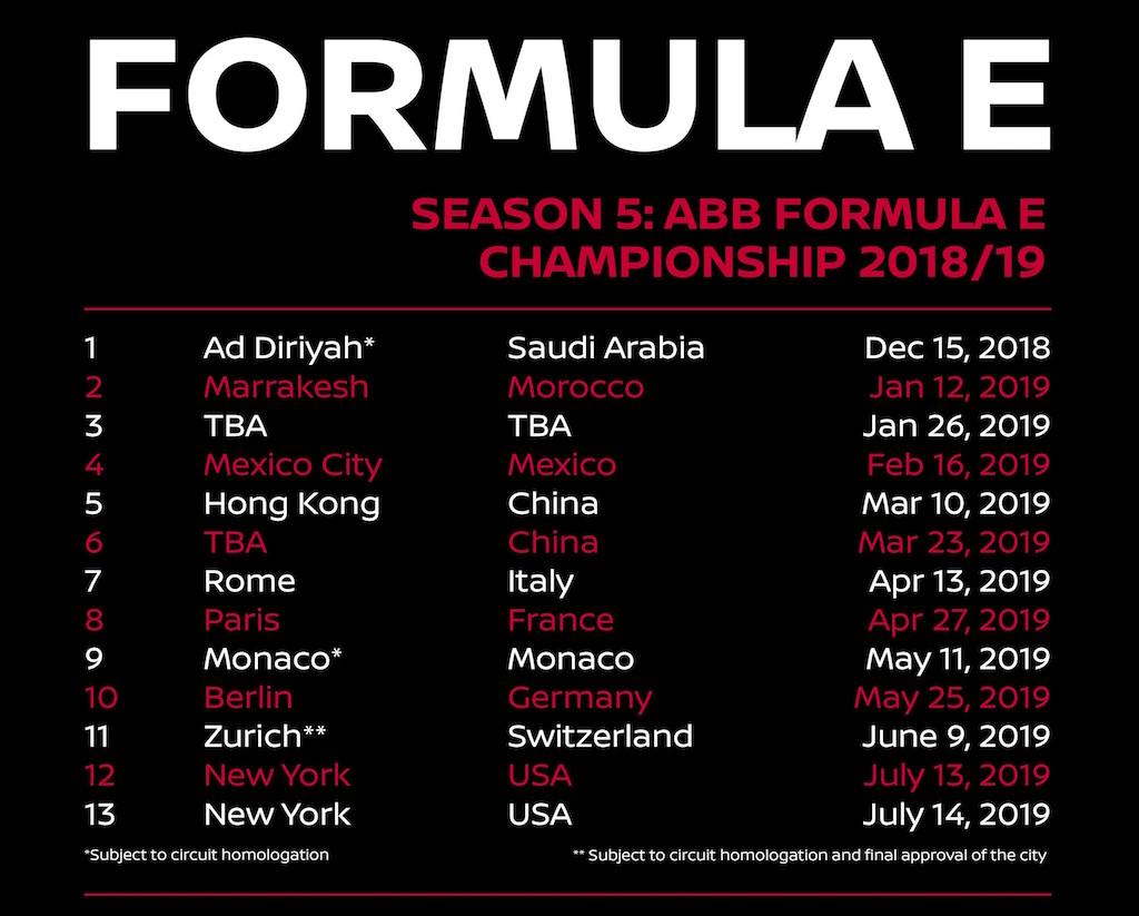 Calendario Formula E 2020 2020.La Prossima Formula E Entra Anche Nissan Motorage New
