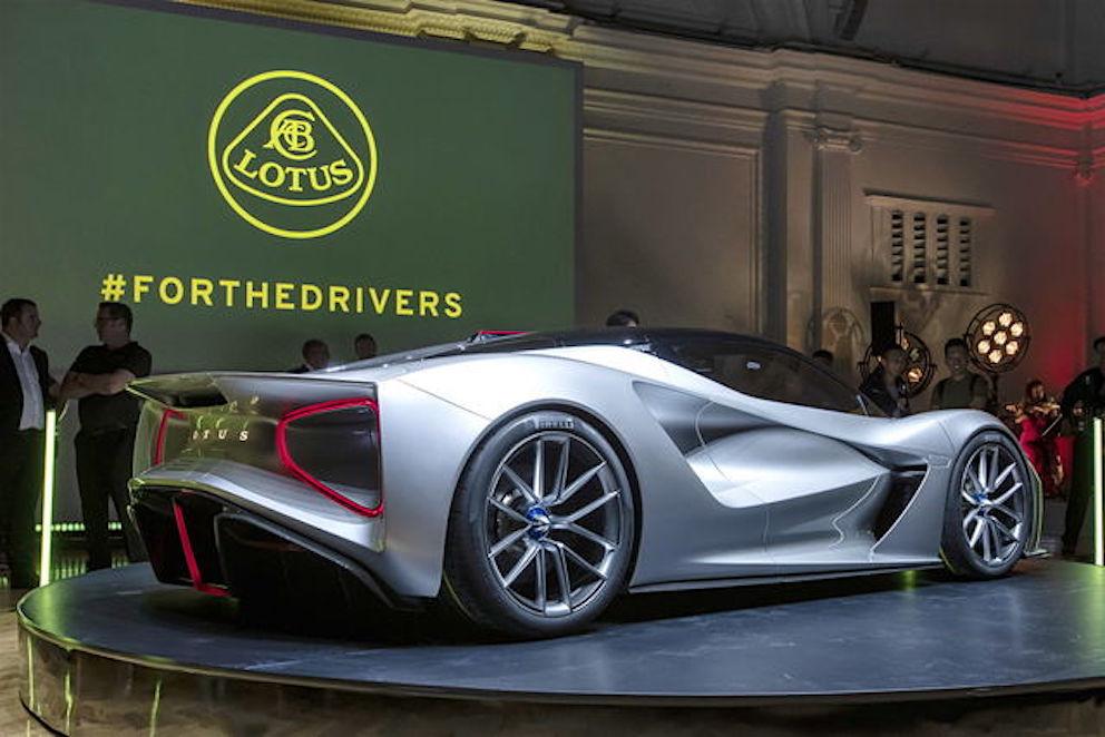 2016 Toyota Supra >> Lotus Evija: la prima hypercar elettrica tutta inglese - MotorAge New Generation