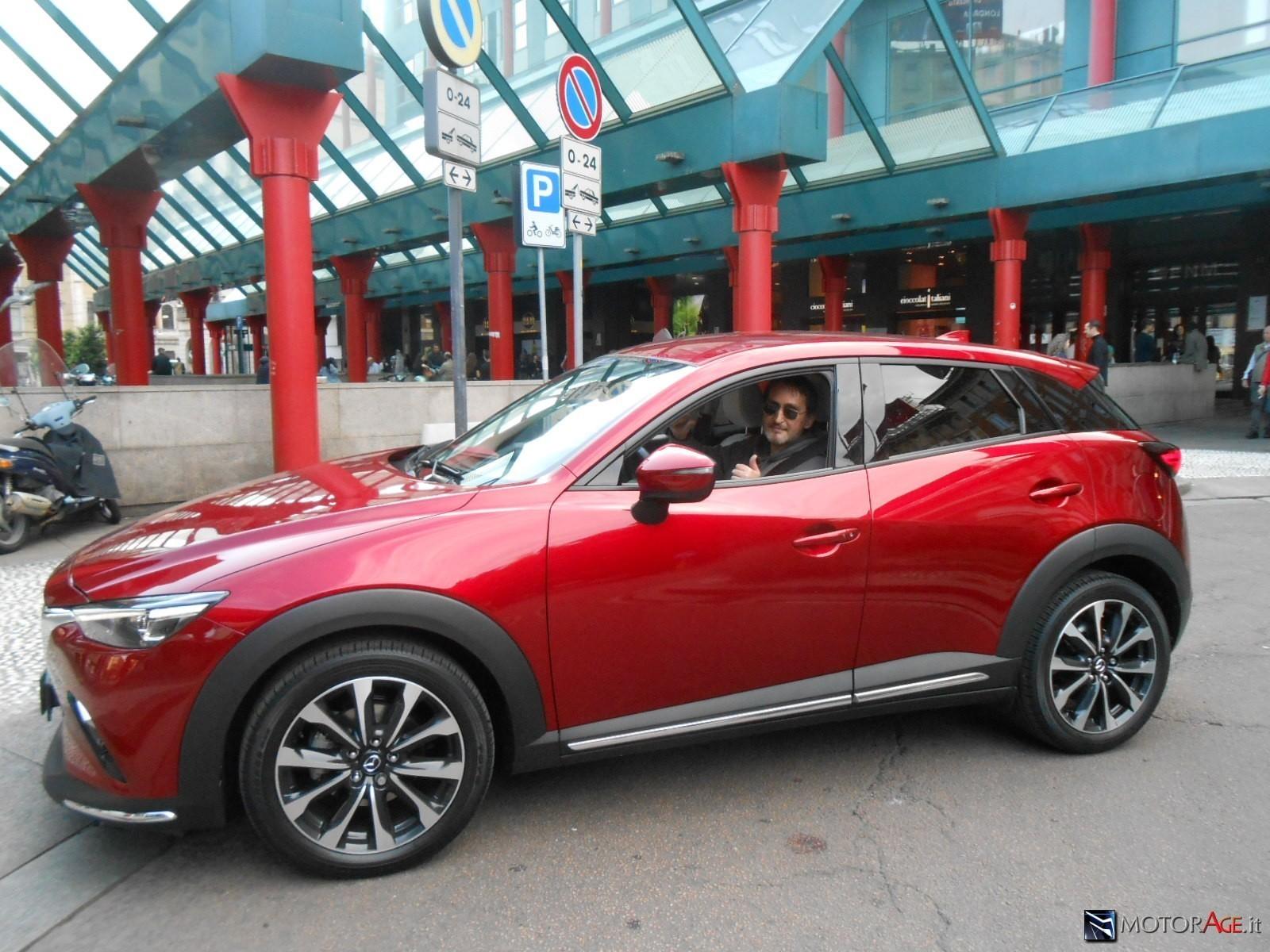 Mazda Cx 3 1 8 115 Cv Skyactiv D At Test Motorage New Generation