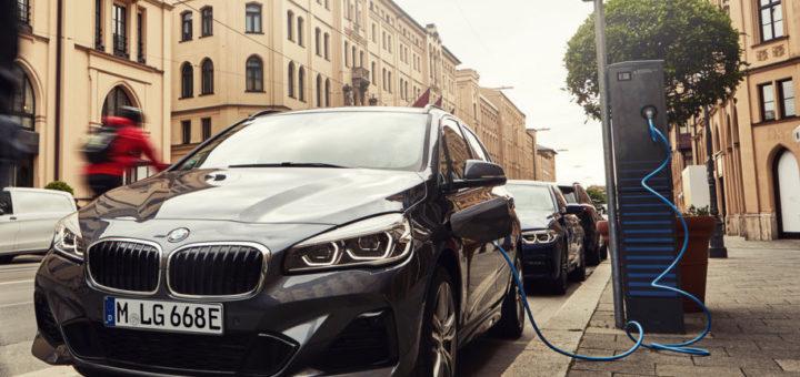 BMW 225xe Active Tourer 2019