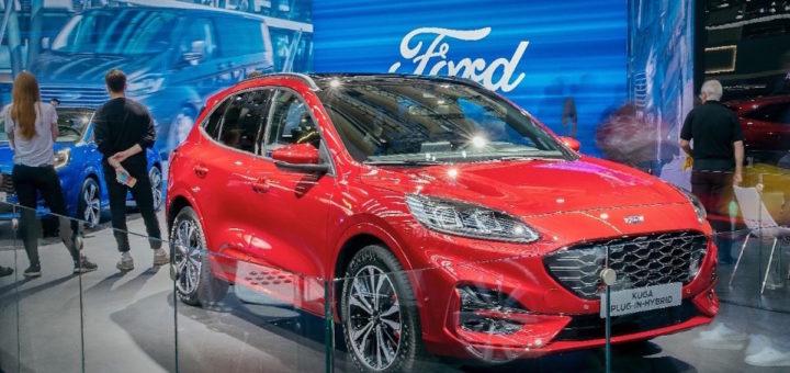 Ford Kuga Salon IAA 2019