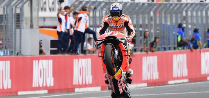 Marquez, MotoGP Giappone 2019