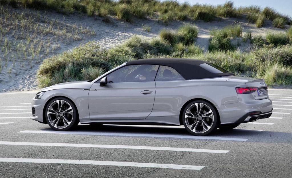 Audi A5 2020  Si Aprono Gli Ordini Sul Mercato Italiano