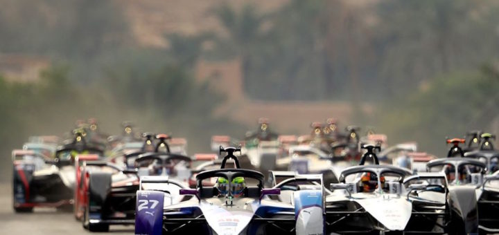 Formula E, e-Prix Diriyah 2019
