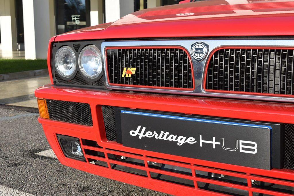 Heritage Parts: il passato rivive per le vetture storiche italiane