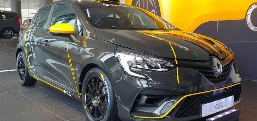Clio Rally: sul mercato per le competizioni