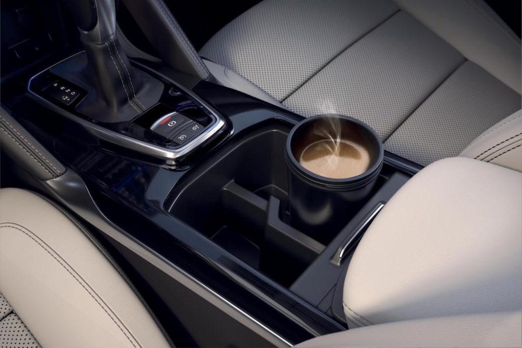 Renault KOLEOS 2019, interni Executive
