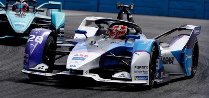 Maximilian Gunther, BMW, e-Prix Santiago del Cile 2020