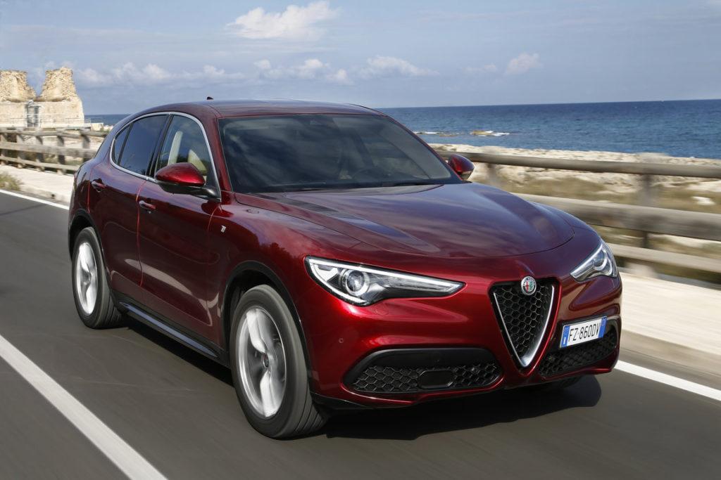 Alfa Romeo Stelvio 2.0 Turbo Benzina Q4 TI: impressioni di guida