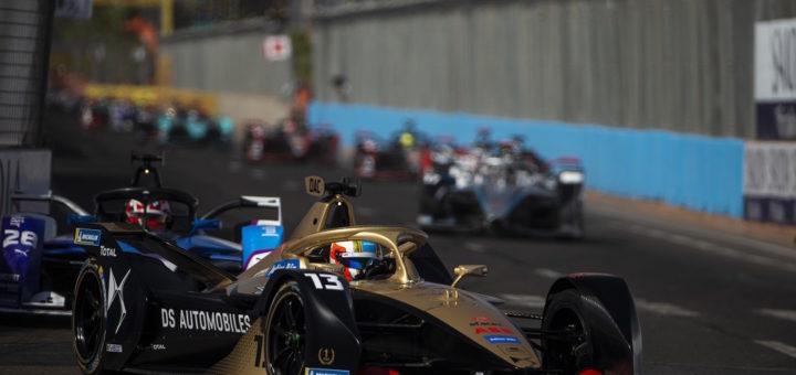 DS Techeetah, Antonio Felix Da Costa, E-prix Marrakesh 2020, Formula E