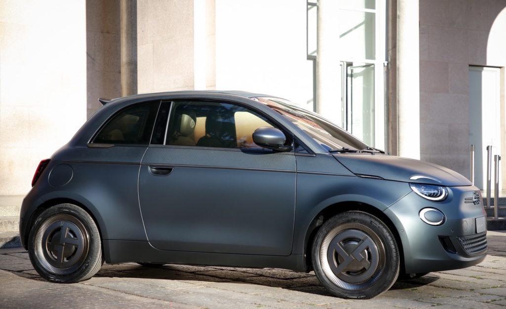 Fiat500e GiorgioArmani