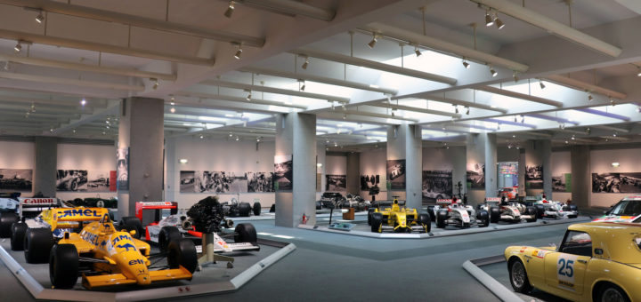 Honda Collection Hall, HCH, Auto Race space, 3° Floor, Motegi, Japan