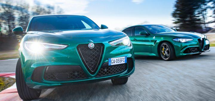 Giulia e Stelvio Quadrifoglio MY2020: Alfa Romeo all'ennesima potenza